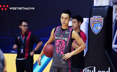 """Thang Long Warriors diện áo đấu đen siêu ngầu theo phong cách… """"Blackpink"""""""