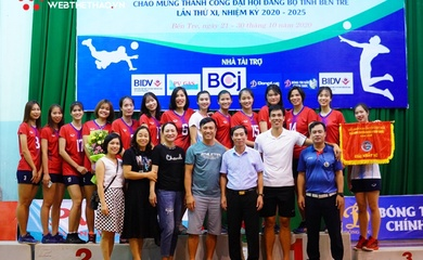 Thái Bình và Bến Tre vô địch hạng A, nắm tay nhau lên giải VĐQG mùa tới