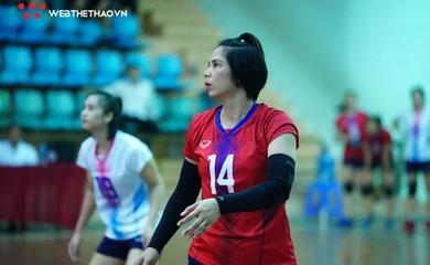 Bùi Thị Huệ lần đầu vô địch bóng chuyền Hạng A, Thái Bình trên đường trở lại