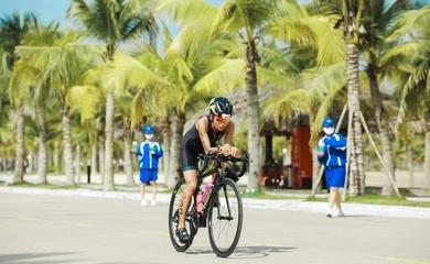 """""""Siêu nhân"""" HCĐ duathlon SEA Games 30 Phương Trinh 3 tuần vắt kiệt sức ở 3 cuộc thi"""