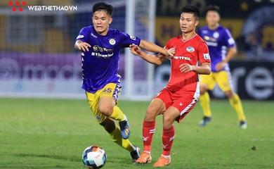 """Viettel FC chơi """"đòn hiểm"""" nào để cầm chân Hà Nội FC?"""