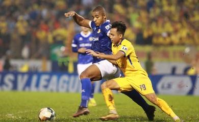 """Sau 90 phút như phim hành động, """"Ông Trời"""" chọn Nam Định FC trụ hạng V.League 2020"""