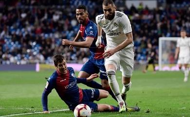 Link xem trực tiếp Real Madrid vs Huesca, La Liga 2020