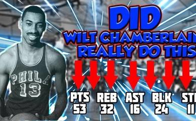 Nhìn lại cú Quintuple-Double duy nhất trong lịch sử NBA