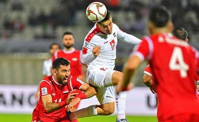 Nhận định Jordan vs Syria, 22h00 ngày 16/11, Giao hữu quốc tế