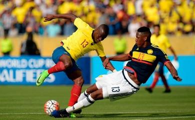 Nhận định Ecuador vs Colombia, 04h00 ngày 18/11, VL World Cup