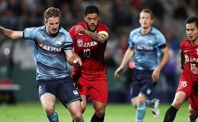 Lịch trực tiếp Bóng đá TV hôm nay 19/11: Sydney vs Shanghai SIPG