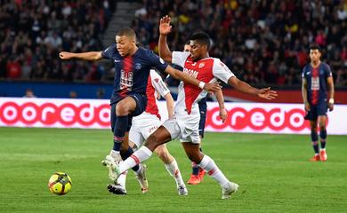 Lịch trực tiếp Bóng đá TV hôm nay 20/11: Monaco vs PSG