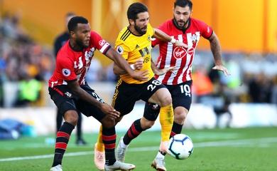 Lịch trực tiếp Bóng đá TV hôm nay 23/11: Wolves vs Southampton