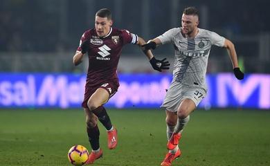 Nhận định Inter Milan vs Torino, 21h00 ngày 22/11, VĐQG Italia
