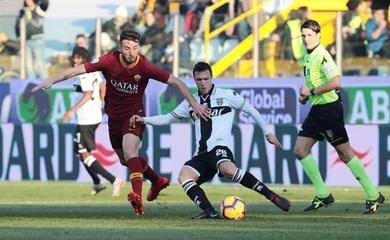 Nhận định AS Roma vs Parma, 21h00 ngày 22/11, VĐQG Italia