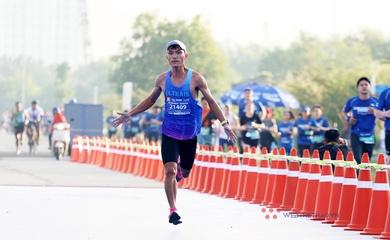 TRỰC TIẾP: Pocari Sweat Run 2020: HCĐ marathon SEA Games Hoàng Nguyên Thanh vô địch 21km