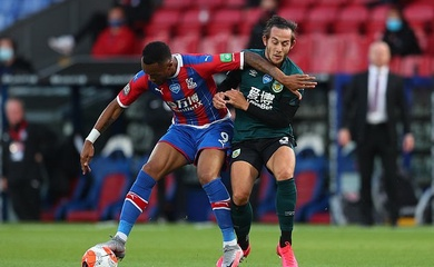 Link xem trực tiếp Burnley vs Crystal Palace, Ngoại hạng Anh 2020
