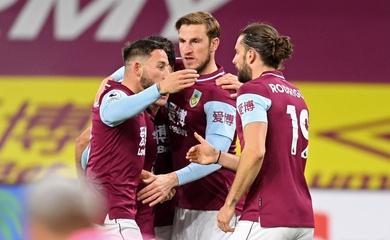 Video Highlight Burnley vs Crystal Palace, Ngoại hạng Anh 2020 đêm qua