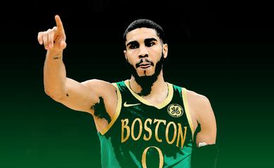 Jayson Tatum bỏ túi số tiền khủng, gắn bó lâu dài với Boston Celtics