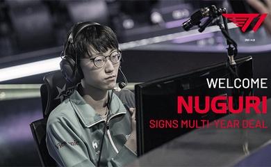 Tin chuyển nhượng LMHT 23/11: T1 gặp khó với thương vụ Nuguri