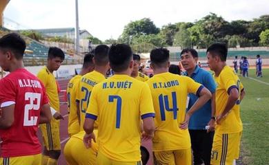 Đội hình U21 SLNA 2020: Đáng tiếc Đặng Văn Lắm