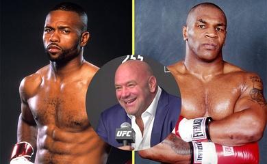Chủ tịch UFC Dana White câm nín với luật đấu 'cực dị' trận Mike Tyson vs Roy Jones Jr