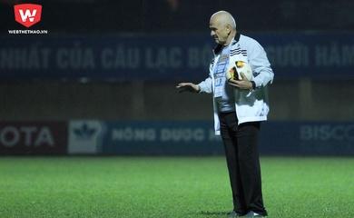 HLV Petrovic trở lại dẫn dắt Thanh Hoá