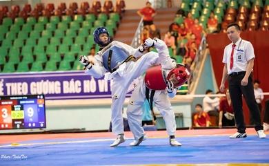 Giải Vô địch Taekwondo quốc gia 2020 tưng bừng khởi tranh tại Tiền Giang