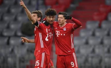 Video Highlight Bayern Munich vs Salzburg, cúp C1 2020 đêm qua