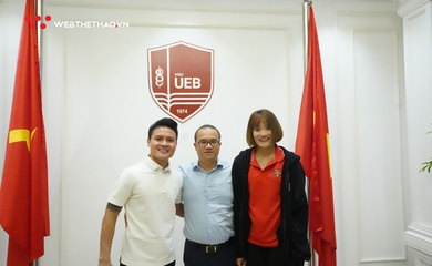 Quang Hải – Quách Thị Lan chuẩn bị theo học chương trình đặc biệt tại ĐH số 1 Việt Nam