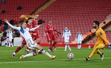 Video Highlight Liverpool vs Atalanta, cúp C1 2020 đêm qua