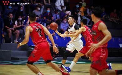 Kết quả game 1 Playoffs VBA 2020: Thang Long Warriors 82-78 Hanoi Buffaloes