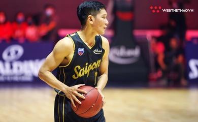 Chấn thương của Dư Minh An không nghiêm trọng, Saigon Heat thở phào!