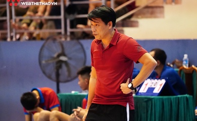 HLV Thái Thanh Tùng thay Lê Thị Hiền dẫn dắt Than Quảng Ninh tại vòng II