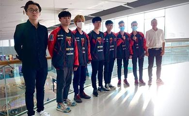 Đội hình Saigon Buffalo tại vòng thăng hạng VCS Mùa Xuân 2021