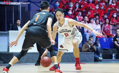 Kết quả Playoffs VBA 2020: Hanoi Buffaloes 76-92 Thang Long Warriors