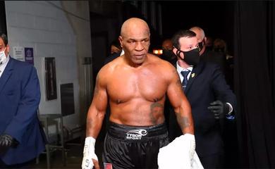 Mike Tyson: 'Tôi chắc chắn sẽ chuẩn bị cho trận đấu tiếp theo'