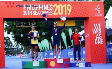 Triathlon SEA Games 31 cắt giảm nội dung, Việt Nam hẹp cửa giành huy chương