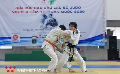 Judo khiếm thị toàn quốc 2020 sẽ chọn lựa nhân tố tham dự Para Games 2021