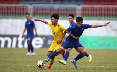Kết quả U21 SLNA vs U21 Công An Nhân Dân, U21 Quốc gia 2020