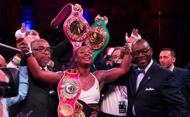 Nữ Boxer số 1 thế giới Claressa Sheilds chính thức gia nhập giới MMA