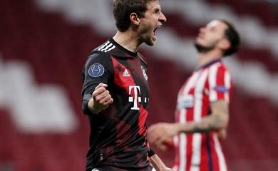 Video Highlight Atletico Madrid vs Bayern Munich, cúp c1 2020 đêm qua