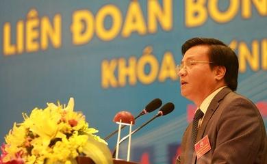 Trúng Phó chủ tịch VFF, ông Lê Văn Thành thôi giữ ghế Chủ tịch LĐ bóng chuyền