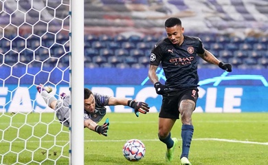 Video Highlight Porto vs Man City, cúp C1 2020 đêm qua
