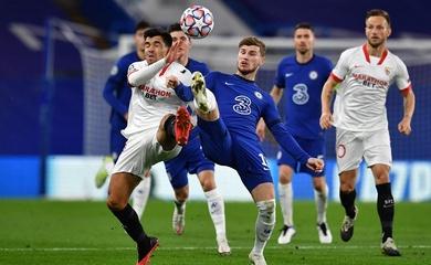 Link xem trực tiếp Sevilla vs Chelsea, cúp C1 2020