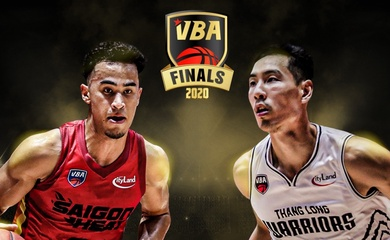 TRỰC TIẾP bóng rổ VBA Finals Game 1: Saigon Heat vs Thang Long Warriors (ngày 02/12, 19h00)
