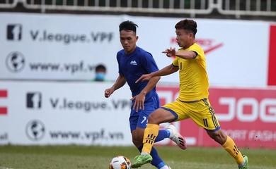 Kết quả U21 HAGL vs U21 SLNA, video U21 Quốc gia 2020