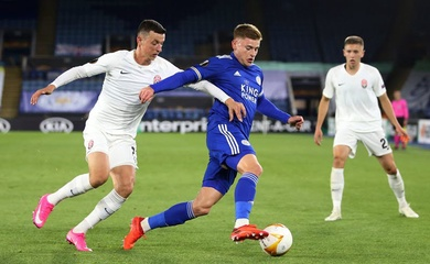 Nhận định, soi kèo Zorya vs Leicester, 00h55 ngày 04/12, Cúp C2