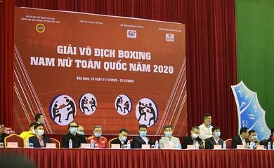 'Nỗi buồn bỏ đấu' trở lại ngày so găng thứ 2 giải Boxing VĐQG 2020