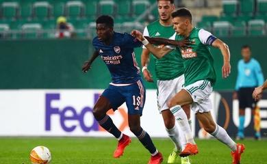 Link xem trực tiếp Arsenal vs Rapid Wien, Europa League 2020