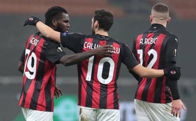 Video Highlight AC Milan vs Celtic, Europa League 2020 đêm qua