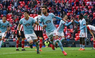 Kết quả Athletic Bilbao vs Celta Vigo, video highlight La Liga 2020