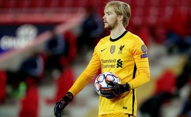 Caoimhin Kelleher: Kẻ đóng thế ở Liverpool