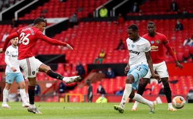 Đội hình ra sân West Ham vs MU tối nay